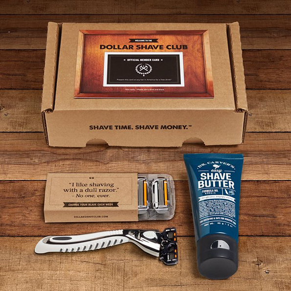 DOLLAR SHAVE CLUB x ELITE DAILY | Disruptive