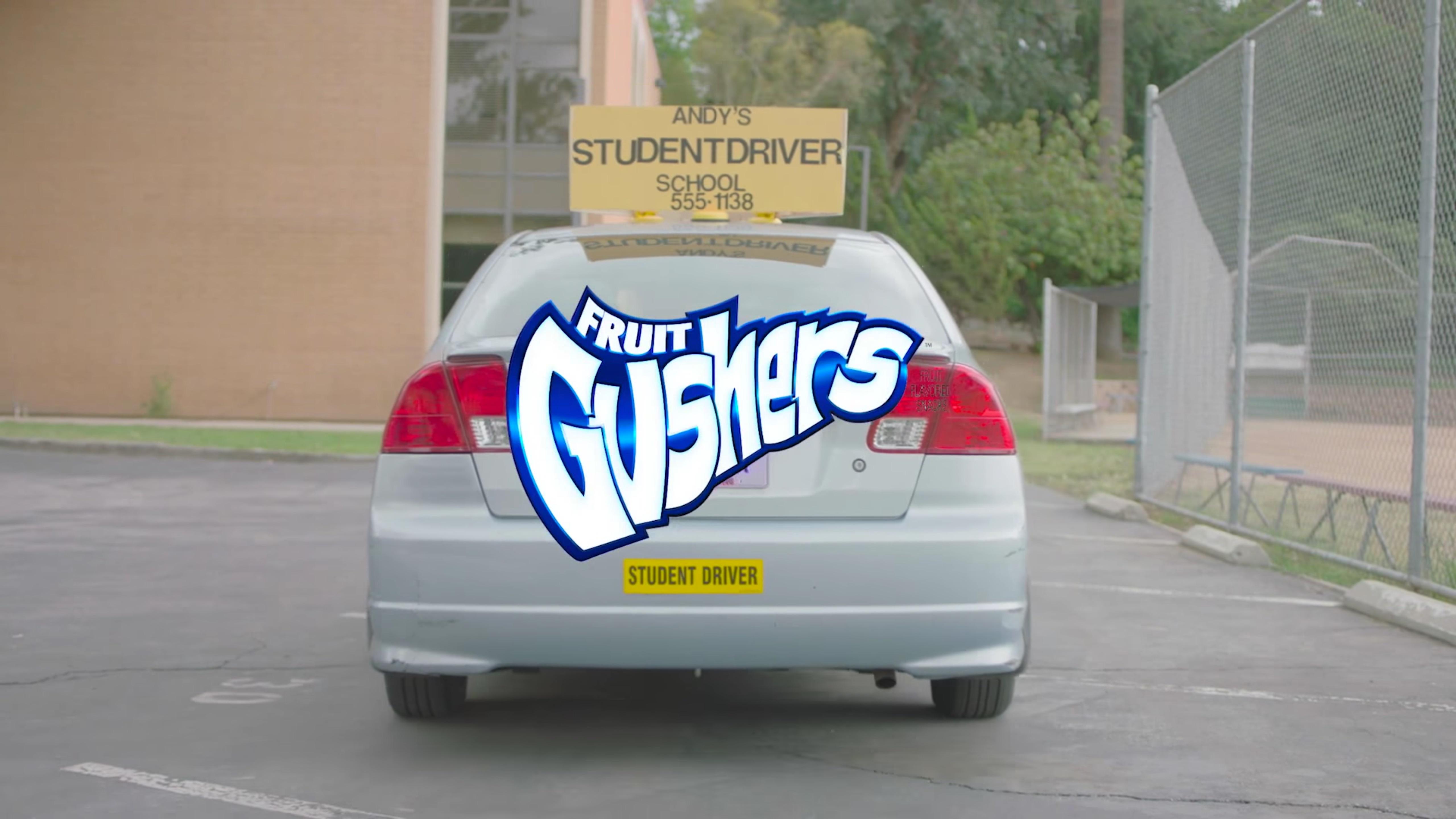 Gushers – Drivers Ed