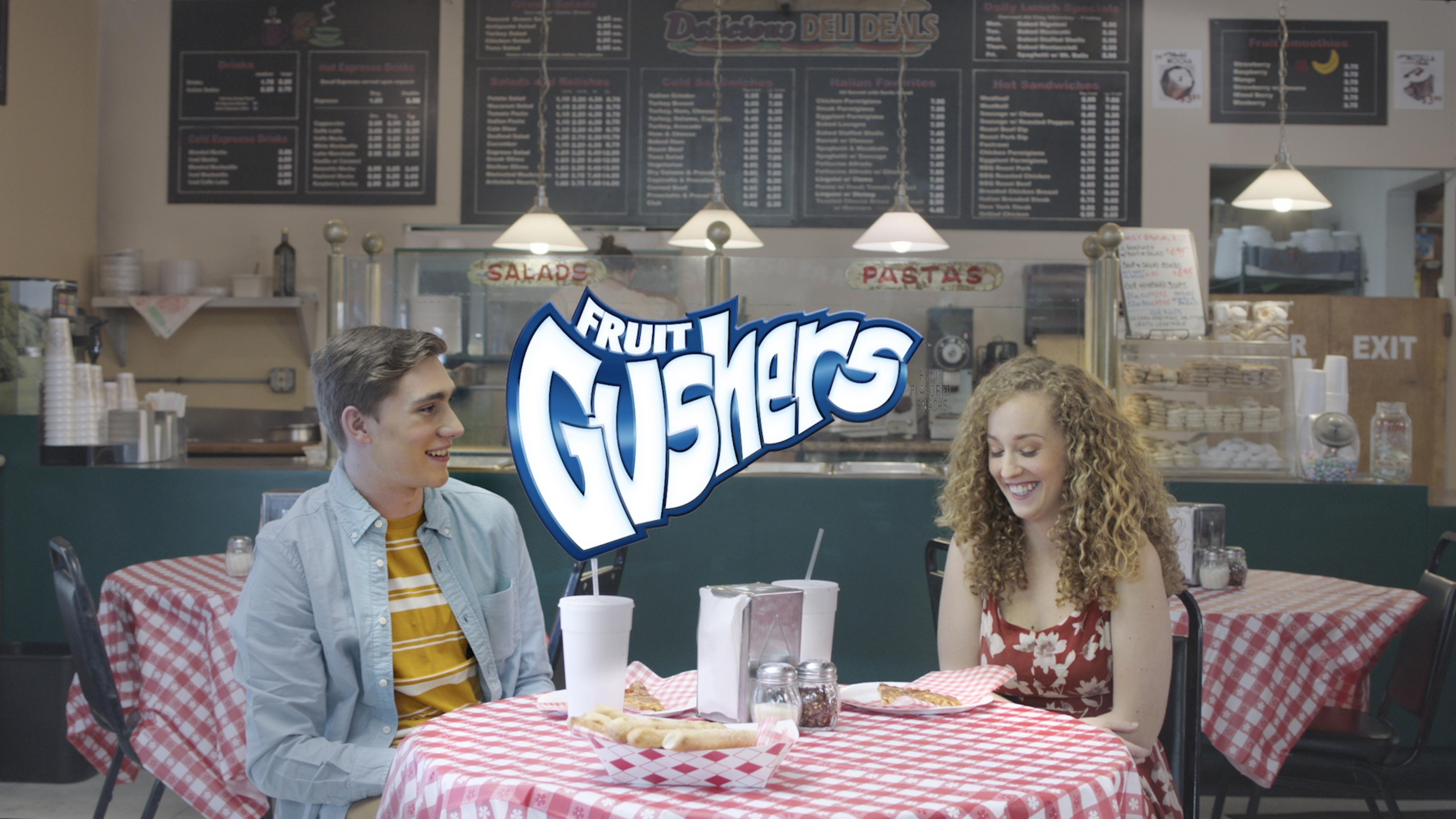 GUSHERS | Awkward Date