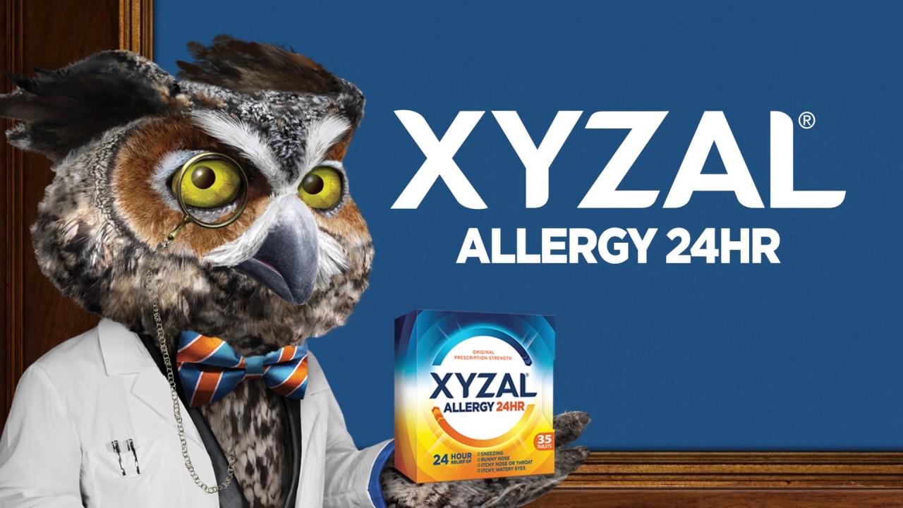 XYZAL | Grand Rounds