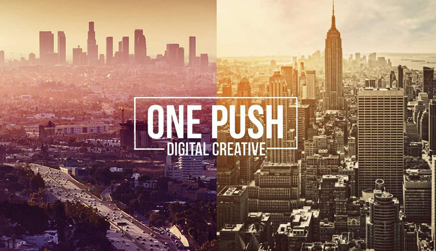 Who Is ONE PUSH? – Show Reel