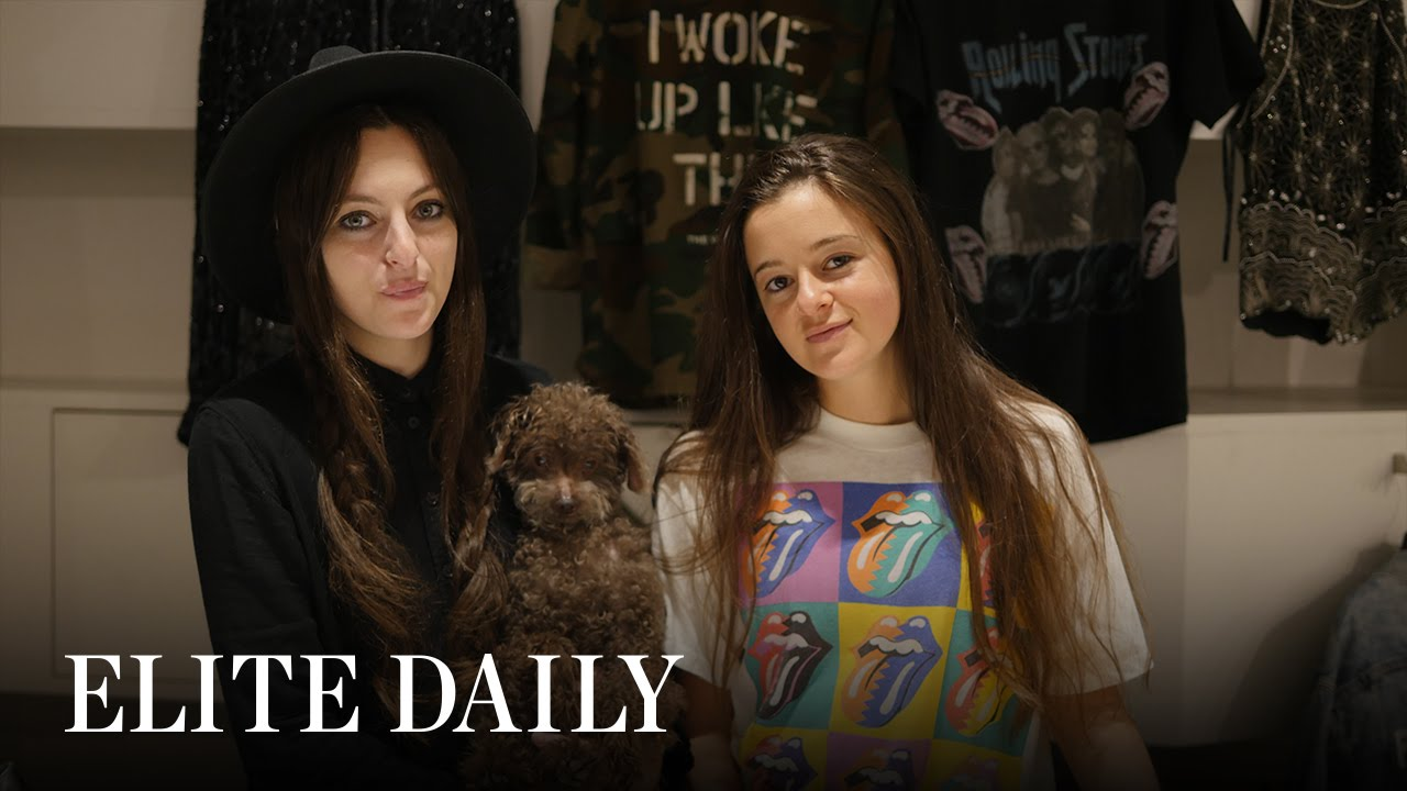 VINTAGE TWINS x ELITE DAILY Disruptive